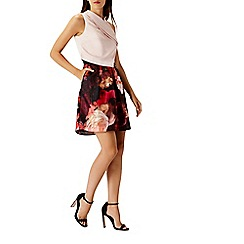 Coast - Stacey Print A-Line Skirt