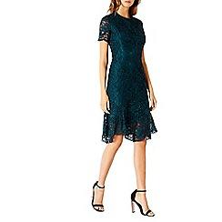 Coast - Linera Lace Shorter Length Dress