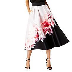 Coast - Osaka Print Skirt