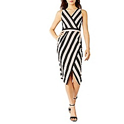 Coast - Ishani Stripe Shift Dress