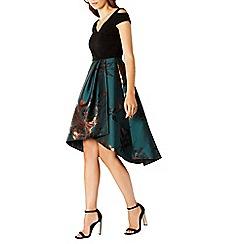 Coast - Anya Jacquard Shorter Length Dress
