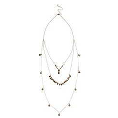 Coast - Harmen Multi Chain Necklace