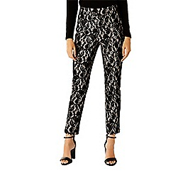 Coast - Darwin Flocked Lace Trousers