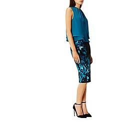 Coast - Ozar Pencil Shorter Length Skirt