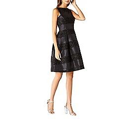 Coast - Marjan Textured Stripe Dress