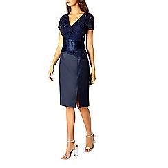 Coast - Debenhams Exclusive Jeanie Duchess Satin Dress