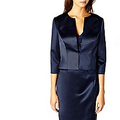 Coast - Debenhams Exclusive Jeanie Duchess Satin Jacket