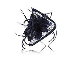Coast - Dasia weave fascinator