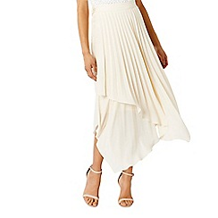 Coast - Catania pleated skirt