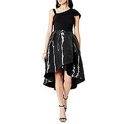 Coast - Lileth Glass Fabric Dress