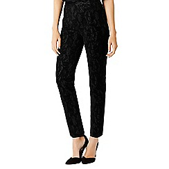 Coast - Alberta Flocked Lace Trousers