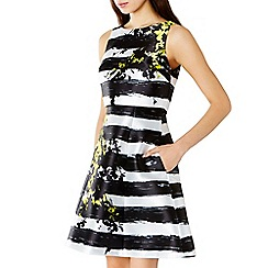 Coast - Doree Stripe Dress