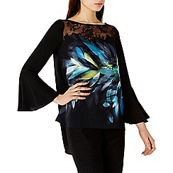 Coast - Multi 'Cinne' Printed Top