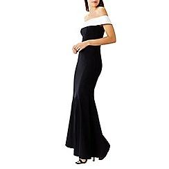 Coast - Zahara mono maxi dress