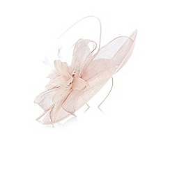Coast - Kattie blush fascinator