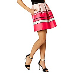 Coast - Bayshore stripe skirt