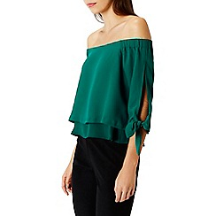 Coast - Leyli bardot top
