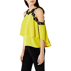 Coast - Alice cold shoulder top
