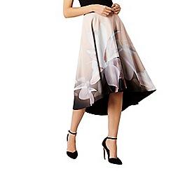 Coast - Vina print skirt