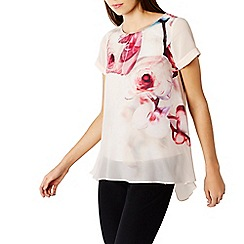 Coast - Debenhams Exclusive - Kerr print top