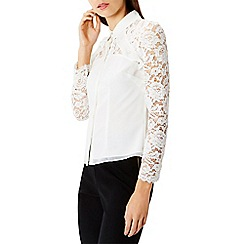 Coast - Syrina lace blouse