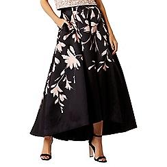 Coast - Saffy printed midi skirt