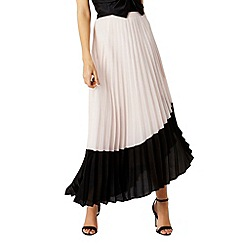 Coast - Lotus pleated skirt