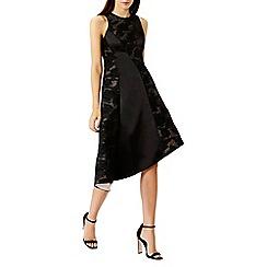Coast - Wendall midi panel dress