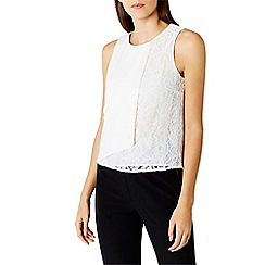 Coast - Debenhams Exclusive Saffy Lace Top D