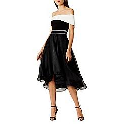 Coast - Carvina bardot midi dress