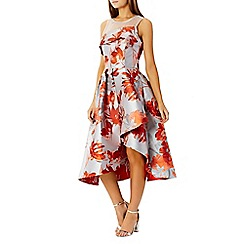 Coast - Aurora jacquard midi dress