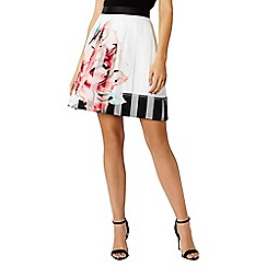 Coast - Debenhams Exclusive - Karletto stripe skirt
