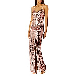 Coast - Kadie sequin maxi dress