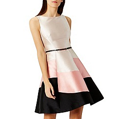 Coast - Pheobe colour block dress