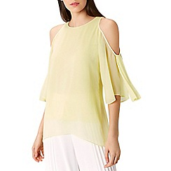 Coast - Ayana cold shoulder top