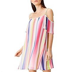 Coast - Ivy printed stripe dress