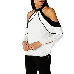 Coast - Faye cold shoulder top