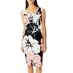 Coast - Debenhams Exclusive - Valby print shift dress