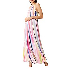 Coast - Lisbon striped maxi dress