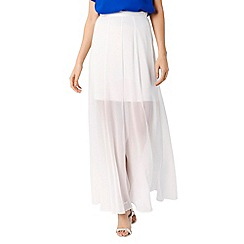 Coast - Cuba split detail maxi skirt