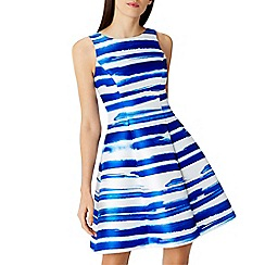 Coast - Debenhams Exclusive - Stripe 'Milana' dress