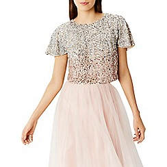 Coast - Mia sequin bridesmaid top