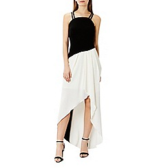 Coast - Olivia mono strappy dress