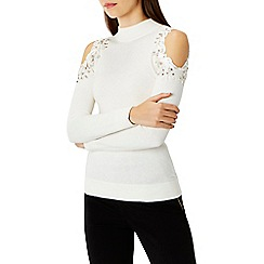 Coast - Fallon cold shoulder top