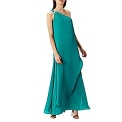 Coast - Lindos one shoulder maxi dress