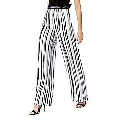 Coast - Clara stripe trousers