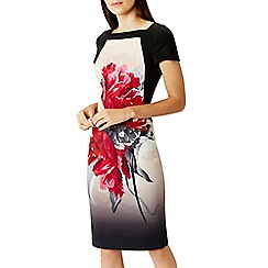 Coast - Katsura print mina shift dress