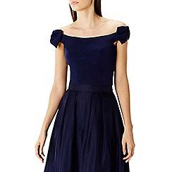 Coast - Scoop bow bridesmaid top