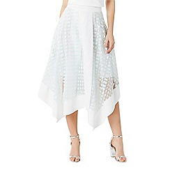 Coast - Maysa burnout skirt