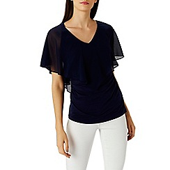 Coast - Isla frill top